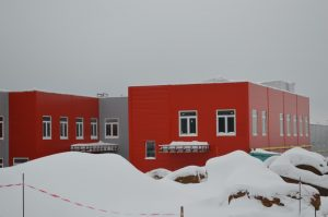Логистический центр в г. Ижевск